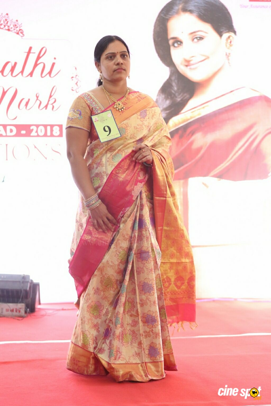 Hyderabad Srimathi Silk Mark 2018 Auditions (56)