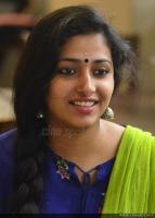 Anu Sithara at Captain Movie Preview Show (5)