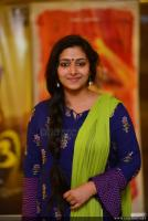 Anu Sithara at Captain Movie Preview Show (8)