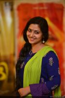 Anu Sithara at Captain Movie Preview Show (9)