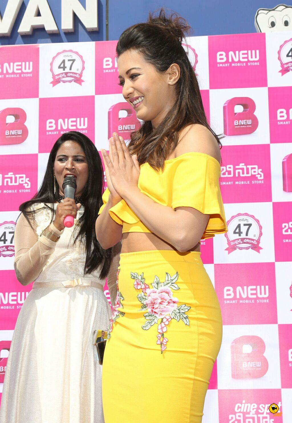 Catherine Tresa Launches B New Mobile Store At Kadapa (16)