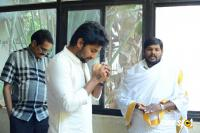 Nagarjuna & Nani Movie Songs Recording Photos