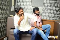 Nagarjuna & Nani Film Songs Recording (10)
