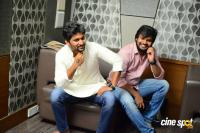 Nagarjuna & Nani Film Songs Recording (11)