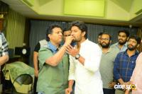 Nagarjuna & Nani Film Songs Recording (5)