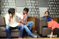 Nagarjuna & Nani Film Songs Recording (9)