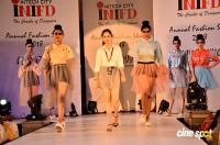 Inifd Hitech City Fashion Show 2018 Photos