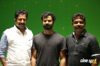 Aadhi Movie Working Stills