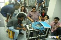 Aadhi Movie On Location (16)