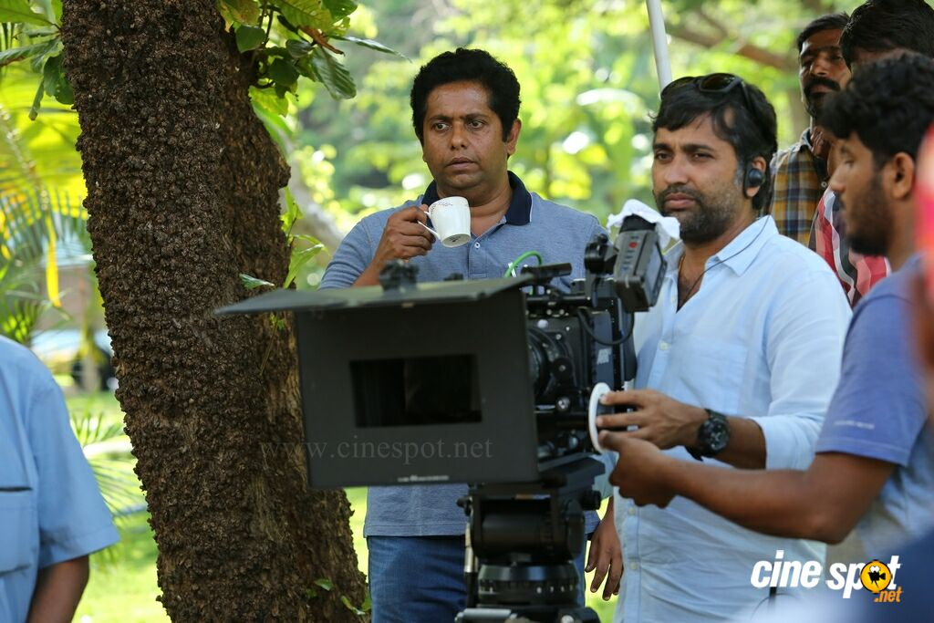 Aadhi Movie On Location (12)