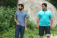 Aadhi Movie On Location (3)
