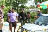Aadhi Movie On Location (6)