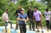 Aadhi Movie On Location (8)