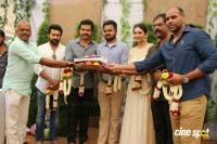 Karthi-Rajath Untitled Film Launch Photos