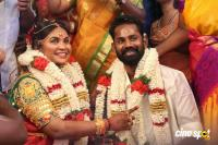 Ramesh Thilak Navalakshmi Marriage Photos