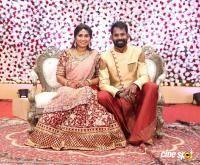 Ramesh Thilak Navalakshmi Wedding Reception Photos