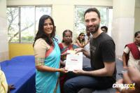 Varalaxmi Sarathkumar At Blood Donation Camp Photos