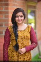 Anu Sithara at Oru Kuttanadan Blog Movie Pooja (10)