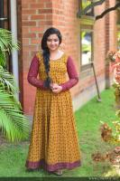 Anu Sithara at Oru Kuttanadan Blog Movie Pooja (3)