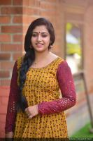 Anu Sithara at Oru Kuttanadan Blog Movie Pooja (7)