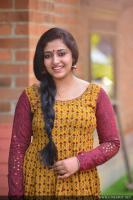 Anu Sithara at Oru Kuttanadan Blog Movie Pooja (8)