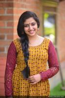 Anu Sithara at Oru Kuttanadan Blog Movie Pooja (9)