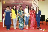 Andrea Jeremiah At Womens Day Celebrations Photos