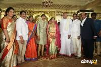 C Kalyan Son Teja _ Naga Sree Wedding Reception _82_