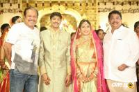 C Kalyan Son Teja _ Naga Sree Wedding Reception _83_