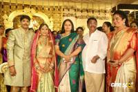C Kalyan Son Teja _ Naga Sree Wedding Reception _100_
