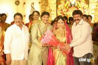C Kalyan Son Teja _ Naga Sree Wedding Reception _53_