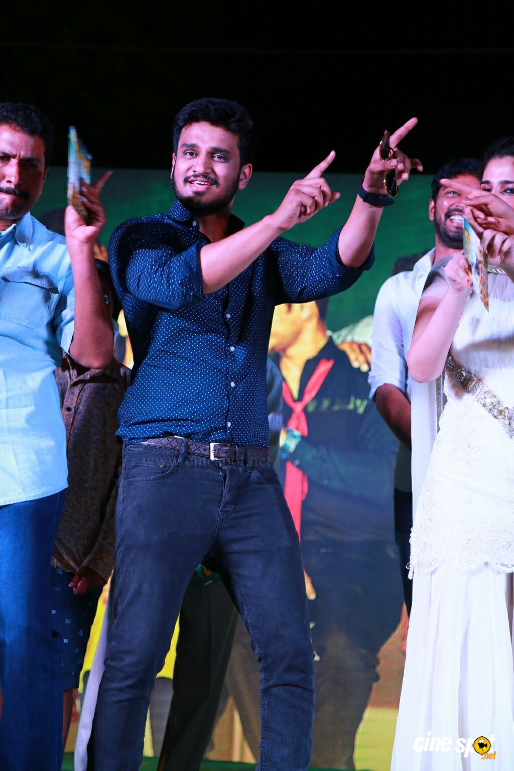 Kirrak Party Movie Audio Launch (69)