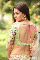 Sakshi Chaudhary at Oollo Pelliki Kukkala Hadavidi Audio Launch (36)