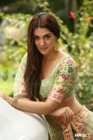 Sakshi Chaudhary at Oollo Pelliki Kukkala Hadavidi Audio Launch (39)