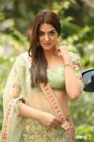 Sakshi Chaudhary at Oollo Pelliki Kukkala Hadavidi Audio Launch (4)