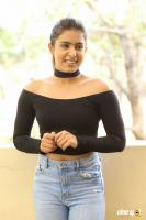 Samyuktha Hegde at Kirrak Party Success Meet (34)