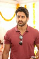 Naga Chaitanya at Subramanyapuram Movie Opening (1)