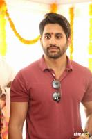 Naga Chaitanya at Subramanyapuram Movie Opening (2)