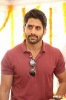 Naga Chaitanya at Subramanyapuram Movie Opening (3)