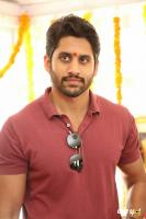 Naga Chaitanya at Subramanyapuram Movie Opening (4)