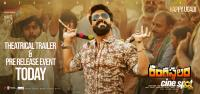 Rangasthalam Trailer & Pre Release Poster
