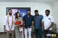 Keerthana & Akshay Special Reception For Media Photos