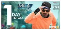 MLA Movie 1 Day To Go Poster