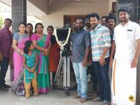Thodraa Movie Shooting Wrap Photos