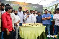 Ram Charan Birthday Celebrations by Allu Aravind (2)