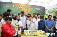 Ram Charan Birthday Celebrations by Allu Aravind (3)