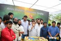 Ram Charan Birthday Celebrations by Allu Aravind (4)