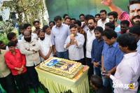 Ram Charan Birthday Celebrations by Allu Aravind (5)
