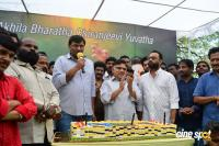 Ram Charan Birthday Celebrations by Allu Aravind (6)