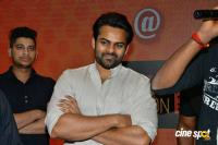 Sai Dharam Tej At Sunrisers Hyderabad Jersey Launch (10)